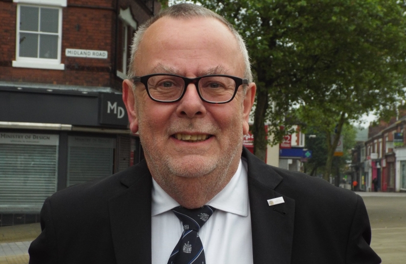 Cllr Robert Wheeler